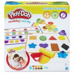 Play-Doh Zestaw kreatywny Kolory i kształty
