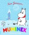 Muminek i pierwszy śnieg Jansson Tove