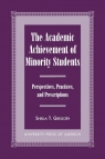 Academic Achievement of Minority Students