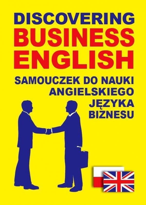 Discovering Business English Gordon Jacek
