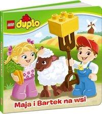 Lego Duplo Maja i Bartek na wsi opracowanie zbiorowe