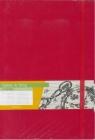 Notes Impresja B5  Linia Czerwony