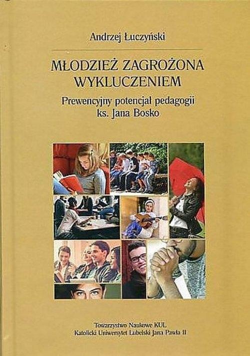 Młodzież zagrożona wykluczeniem Łuczyński Andrzej