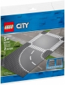 Lego City: Zakręt i skrzyżowanie (60237) Wiek: 5+