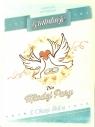 Karnet Ślub Gratulacje dla Młodej Pary SV02