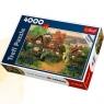 Puzzle 4000 Marynarska przystań (45002)