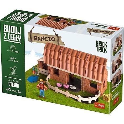 Brick Trick Ranczo XL (60879)