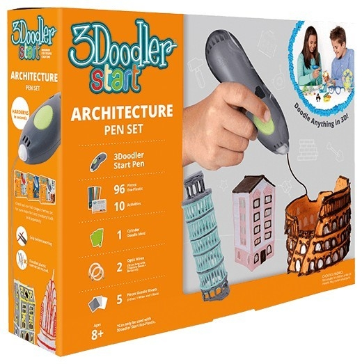 3Doodler Start: Zestaw architektura (DODARCPMULR)