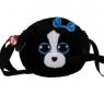 Ty Gear torba na ramię TRACEY - czarno-biały pies (TY 95108)