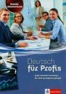 Deutsch fur Profis Język niemiecki zawodowy dla szkół ponadgimnazjalnych