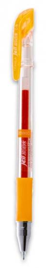 Długopis żelowy Dong-A pomarańczowy (TT5041)