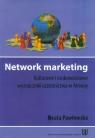 Network marketing Kulturowe i osobowościowe wyznaczniki uczestnictwa w Amway