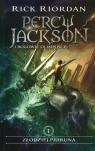 Percy Jackson i bogowie olimpijscy Tom 1 Złodziej Pioruna Riordan Rick