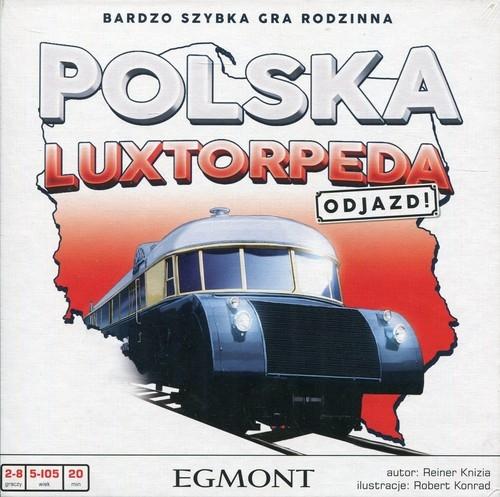 Polska Luxtorpeda Odjazd Gra rodzinna
