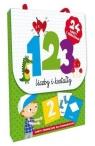 123 Liczby i kształty. Karty edu. dla najmłodszych praca zbiorowa