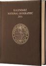 Kalendarz 2014 National Geographic brąz