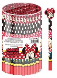 Ołówek z gumką Minnie