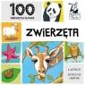 100 pierwszych słówek Zwierzęta Praca zbiorowa