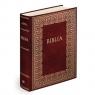 Biblia domowa złocony brzeg bez obwoluty