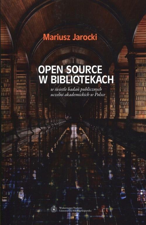 Open Source w bibliotekach Jarocki Mariusz
