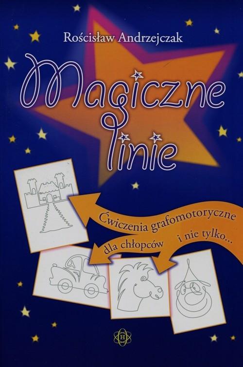 Magiczne linie Andrzejczak Rościsław