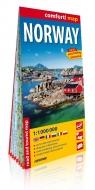 Comfort! map Norwegia (Norway) 1:1 000 000 praca zbiorowa