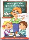 Wiem, potrafię i piszę poprawnie Ćwiczenia ortograficzne 42 naklejki Plec Aleksandra, Skoczylas Marzenna