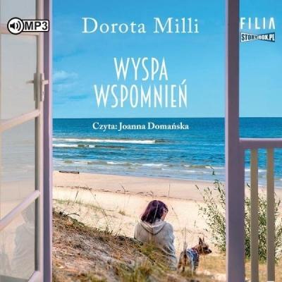 Wyspa wspomnień audiobook Dorota Milli