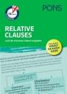 10 minut na angielski PONS Relative Clauses, czyli jak stosować zdania względne A1/A2
