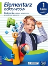 Elementarz odkrywców. Klasa 1, część 1. Edukacja polonistyczna, przyrodnicza, społeczna. Ćwiczenia - Szkoła podstawowa 1-3. Reforma 2017