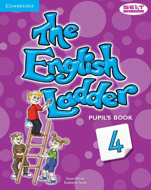 The English Ladder 4 Pupil's Book House Susan, Scott Katharine