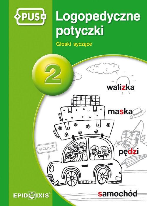 PUS Logopedyczne potyczki 2 Magdalena Rybka