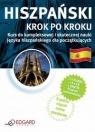 Hiszpański Krok po kroku + CD Praca zbiorowa
