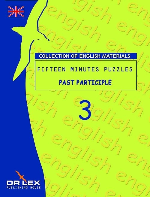Fifteen minutes puzzles. Past Participle Chowaniec Magdalena