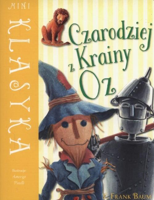 Czarodziej z Krainy Oz Baum Frank L.
