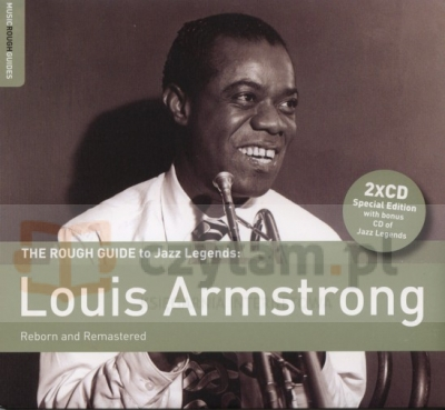The Rough Guide To Jazz Legends: Louis Armstrong (Digipack)