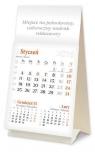 Kalendarz biurowy 2016 BF 6 Minitrójdzielny