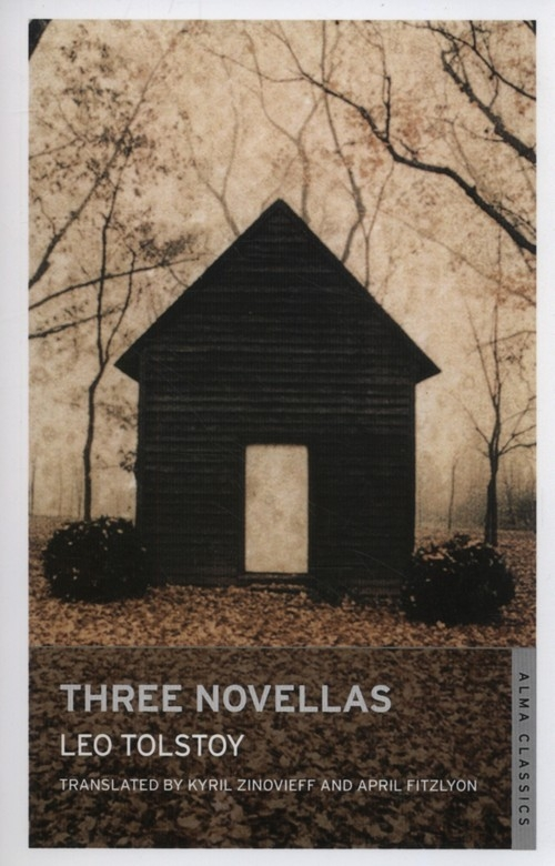 Three Novellas Tolstoy Leo