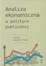 Analiza ekonomiczna w polityce publicznej