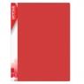 Teczka ofertowa A4/30 czerwona 620mic.Office Products 21123011-04
