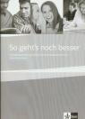 So geht's noch besser A2-B1 Lehrerhandbuch  Fischer-Mitziviris Anni, Janke-Papanikolau Sylvia
