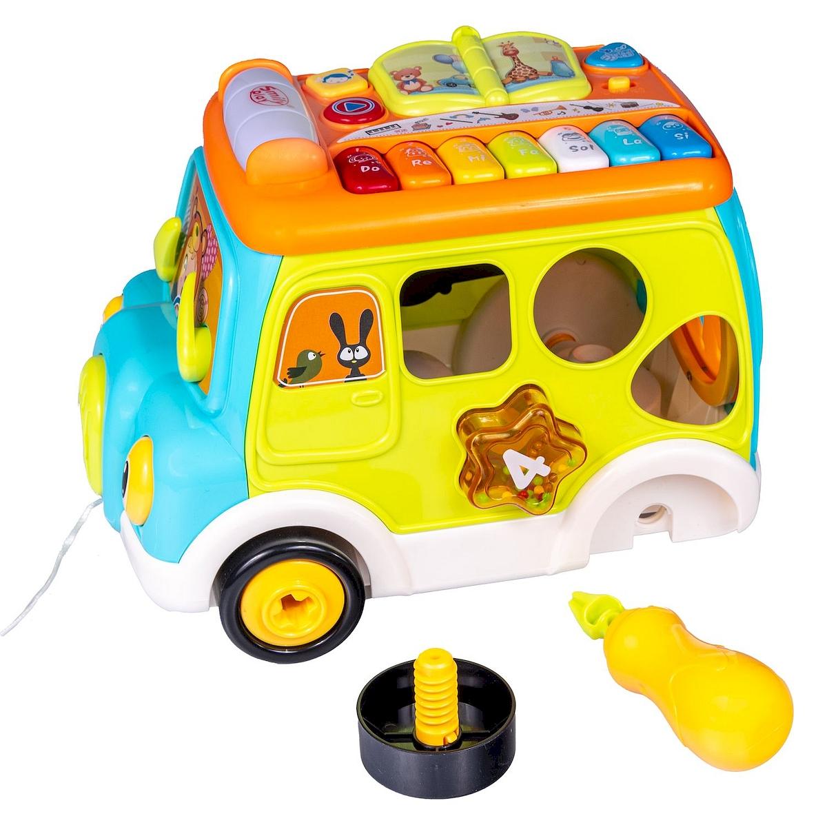 Smily Play, Wesoły autobus (SP83679)