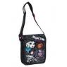 Torebka na ramię z klapką Monster High IV