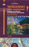 Tatrzański Park Narodowy Mapa turystyczna
