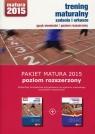 Język niemiecki Matura 2015 Pakiet Poziom rozszerzony