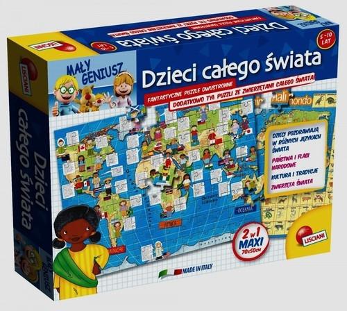 Mały geniusz Dzieci całego świata (50796)