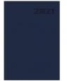 Kalendarz 2021 książkowy A5 Basic DTP granatowy
