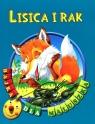 Lisica i rak Bajka dla maluszka mix okładek