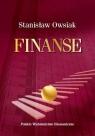 Finanse (Uszkodzona okładka) Owsiak Stanisław