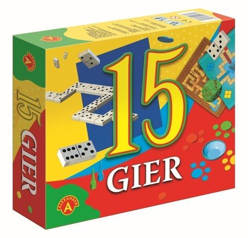 15 Gier